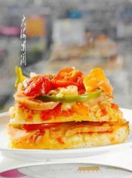 意式披萨#长帝烘焙节#