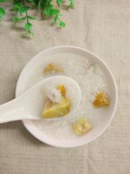 板栗大米粥