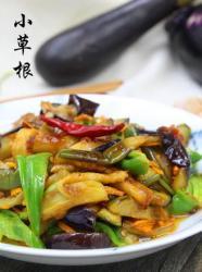 霸王超市#果醋鱼香茄子#