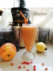 苹果石榴汁