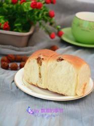 葡萄干老面包