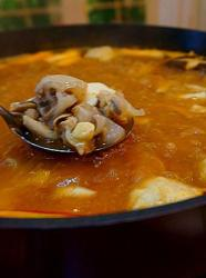 自制番茄火锅汤底----可以喝的火锅汤