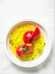 糖水番茄 家常菜也要颜值凑