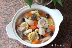 香芋山药养生锅