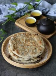 梅干菜烧饼(烤箱版)