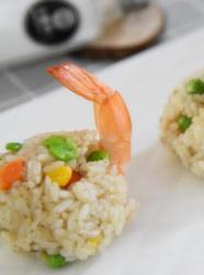 饭团虾仁,孩子的最爱!