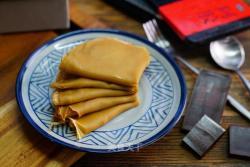 阿胶红糖饼