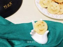 砂锅煎笑脸土豆