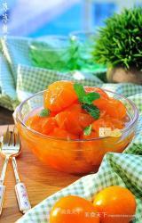 提高免疫力抵抗风沙天气的美味——蜜金桔做起来