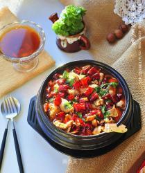 冬季最爱的经典下饭菜【香辣嫩滑的水煮牛肉】