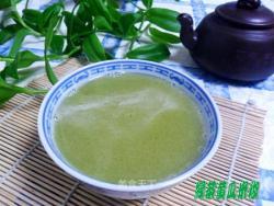 绿茶黄瓜米糊