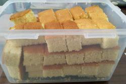 海绵蛋糕6寸