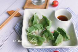 【详细版】虾仁三鲜馅儿翡翠白玉水饺