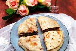 缙云烧饼(梅干菜肉饼)