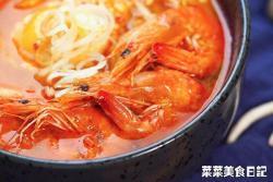 泡菜豆腐汤|酸辣清爽