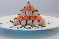 潮州糕烧番薯芋|金山银山富贵无疆