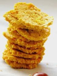 燕麦红薯软饼干 宝宝辅食,低脂健康的小