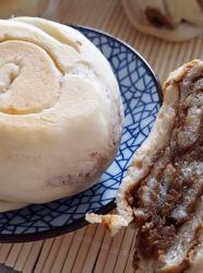 红糖麻酱烧饼