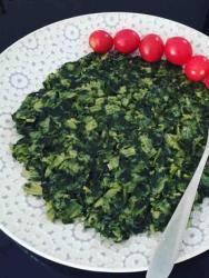 健康营养蔬菜蒸饼