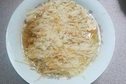 蒜蓉金针菇(快手菜)懒人必备