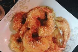 天罗妇虾(超香甜做法)