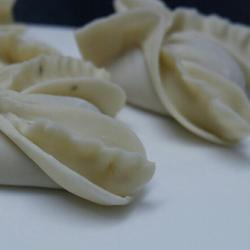 西葫芦鲜虾猪肉饺