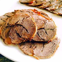 #咸味#  老天津卫特色酱牛肉