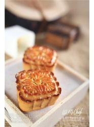 广式栗子月饼