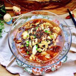 麻辣鲜香,嫩滑美味?酸菜豆腐水煮鱼