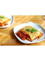 【寻找中国奶酪女王】帕瑪森奶酪(parmesan)波隆那肉酱千层面