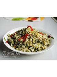 【发现水的味道Ⅱ】芹菜叶子的新吃法