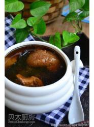 三菱丽阳【发现水的味道Ⅱ】--护肝养胃【猴头菇灵芝汤】