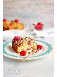 意式树莓蛋糕