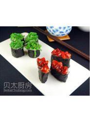军舰寿司--炎炎夏日吃一份寿司可好?