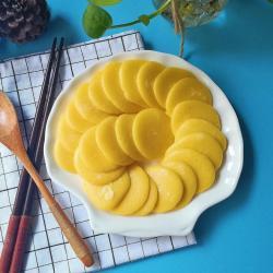 #宝宝辅食#健脾养胃小米饼