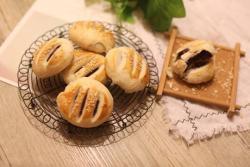 紫薯老婆饼