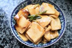 照烧千叶豆腐