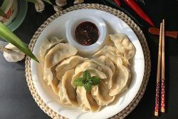 酸菜猪肉水饺#福临门面粉舌尖上的寻味之旅#