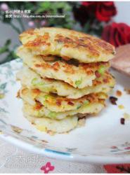 素三丁早餐饼