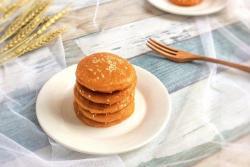 最接地气的美味点心:红薯糯米饼