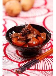 #妙手厨房#小土豆焖牛肉