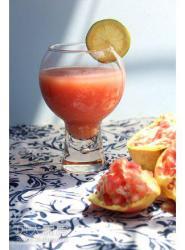 【润收秋虎果味鲜榨】爱美女生的驻颜饮品——西柚石榴汁