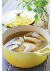 【发现水的味道】这一季最不容错过的别样滋味--松茸鸡汤