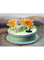 老虎蛋糕-老虎蛋糕图片-卡通老虎蛋糕-老虎生日蛋糕