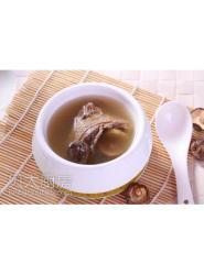 自动烹饪锅简单做香菇炖鸽块
