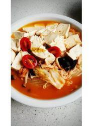 一扫而光!韩式泡菜鲟龙鱼汤