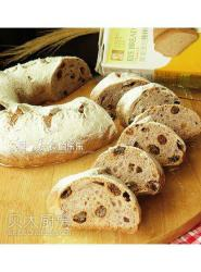 【烘焙金像奖】黑麦葡萄干面包