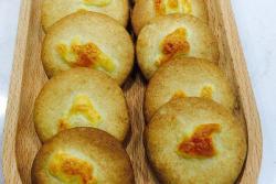 芝士饼干(12片),杏仁饼干(12片)