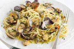 蛤蜊意大利面-简单美味的海鲜面