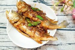 红烧鱼-喷香、肉香、鱼香,汤汁浓郁好下饭!